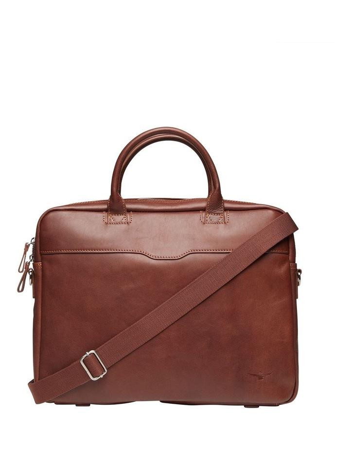 Montoro Leather Briefcase image 1