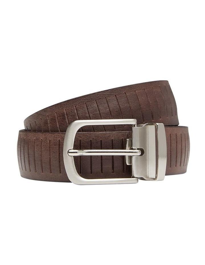 Vin Brown Leather Bealt image 1