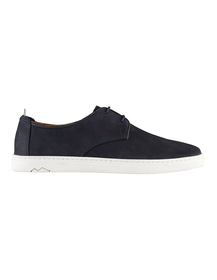 Camino Navy Nubuck Casual Shoes image 1