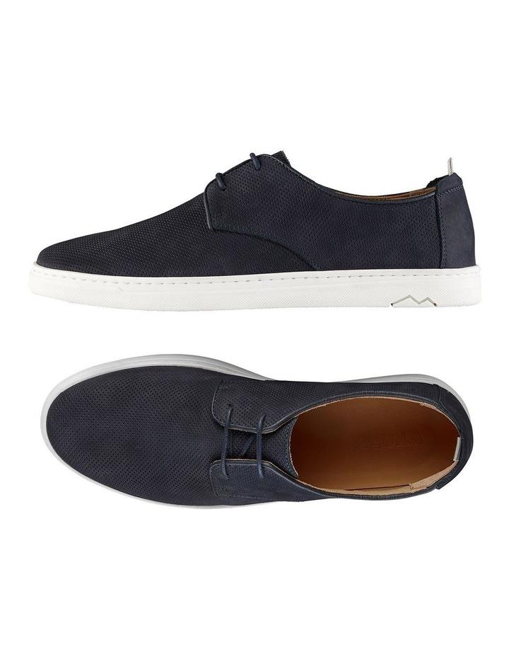 Camino Navy Nubuck Casual Shoes image 2