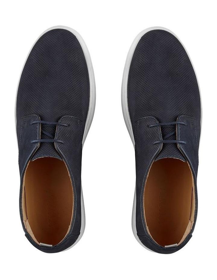 Camino Navy Nubuck Casual Shoes image 3