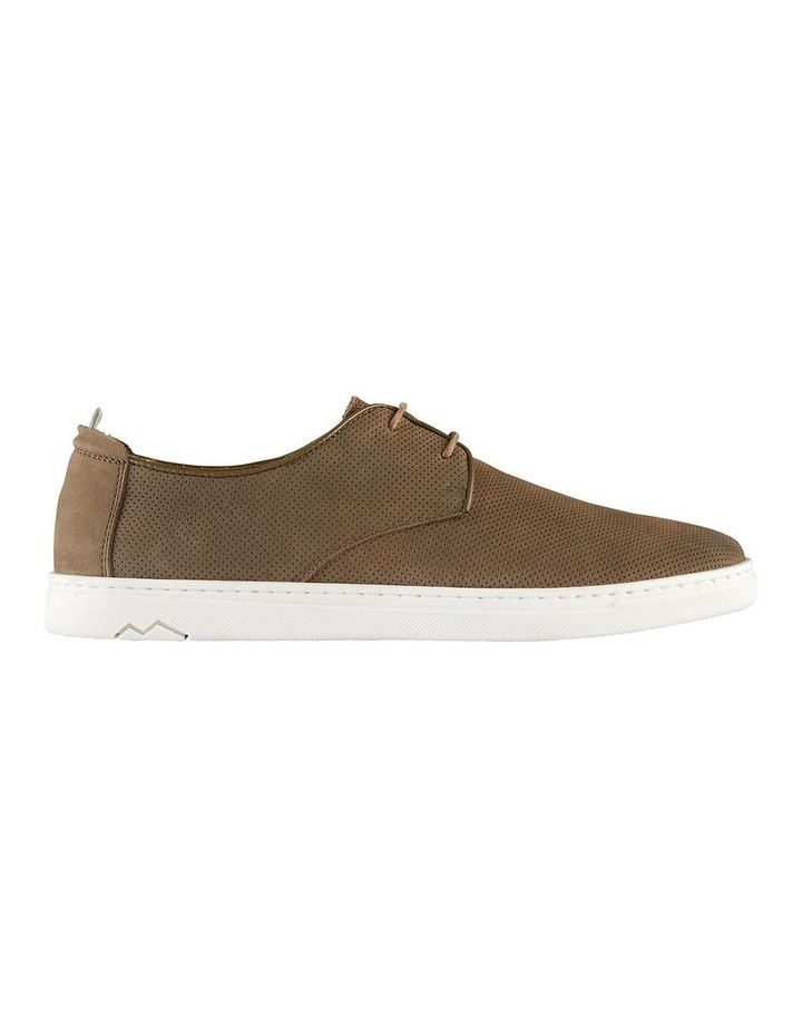 Camino Taupe Nubuck Casual Shoes image 1