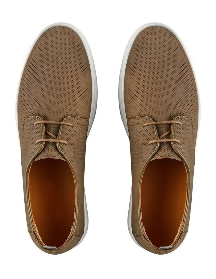 Camino Taupe Nubuck Casual Shoes image 3