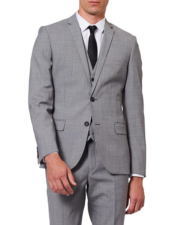 Sharkskin Suit Jacket image 1
