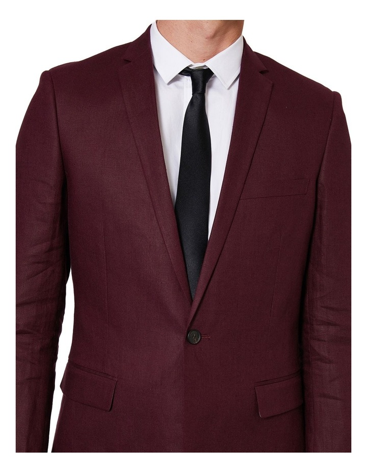 Coventry Linen Suit Jacket image 4