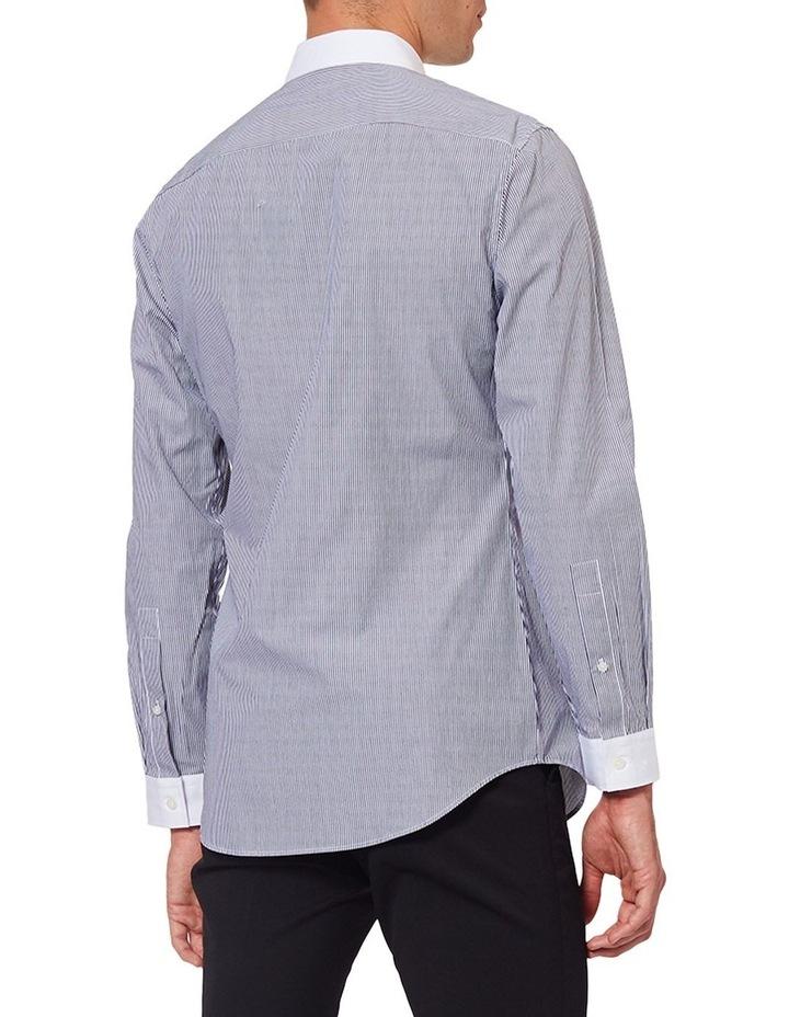 Curved Collar LS Shirt image 3