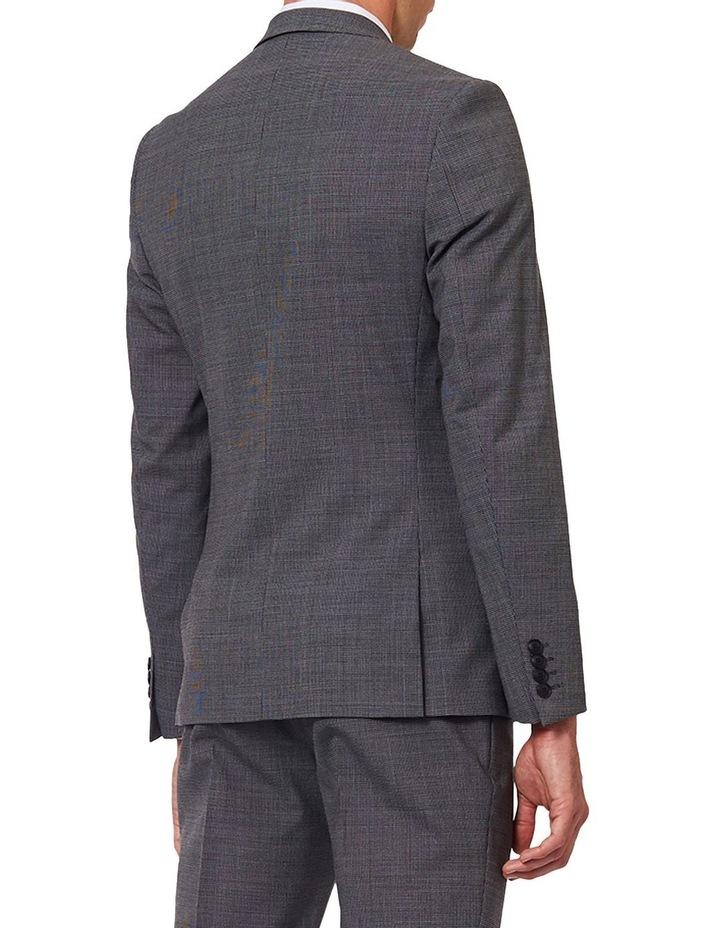 Dark Sharkskin Suit Jacket image 3