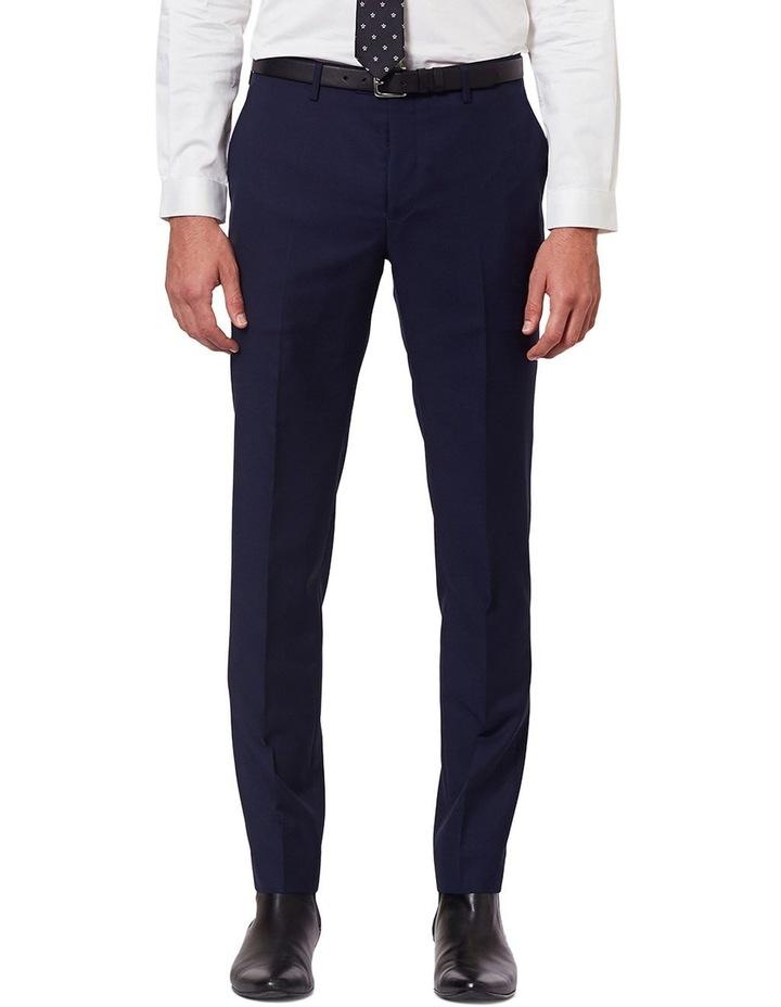 Dark Navy Suit Pants image 1