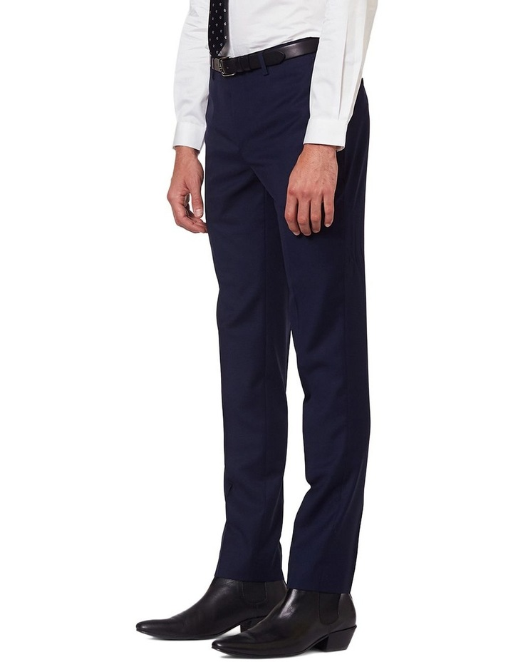 Dark Navy Suit Pants image 2