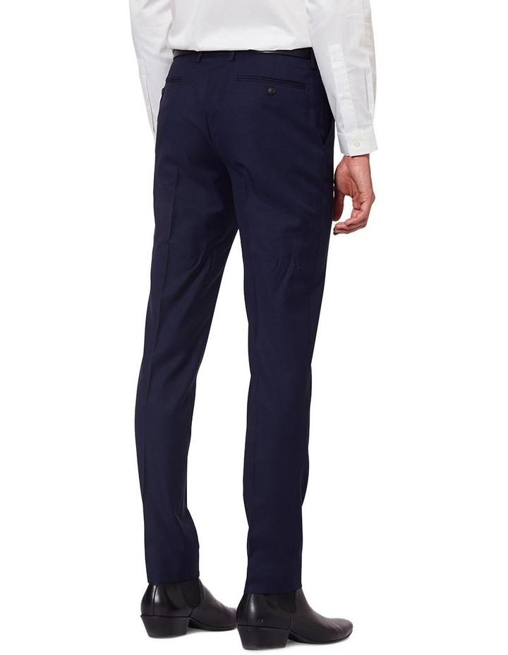Dark Navy Suit Pants image 3