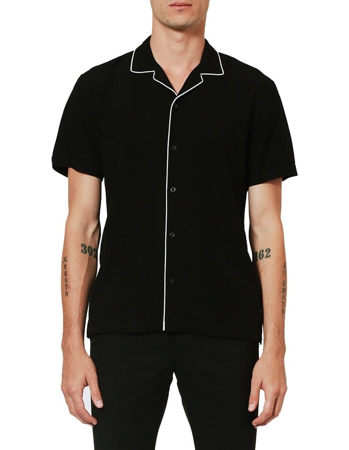 Piped SS Shirt image 1