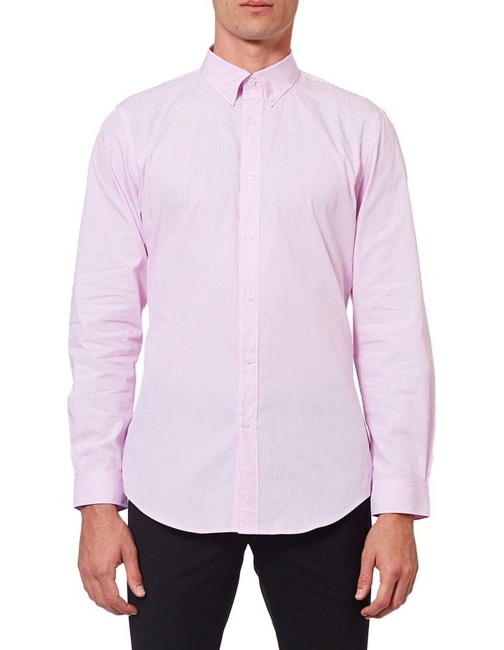 Frankie Button Down LS Shirt image 1