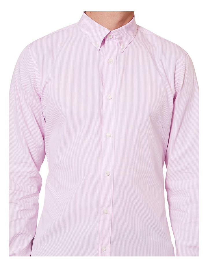 Frankie Button Down LS Shirt image 4