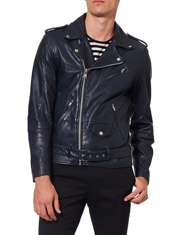 Warhol Leather Jacket image 1