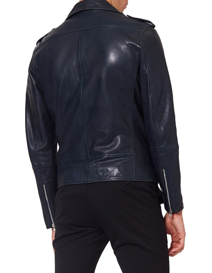 Warhol Leather Jacket image 3