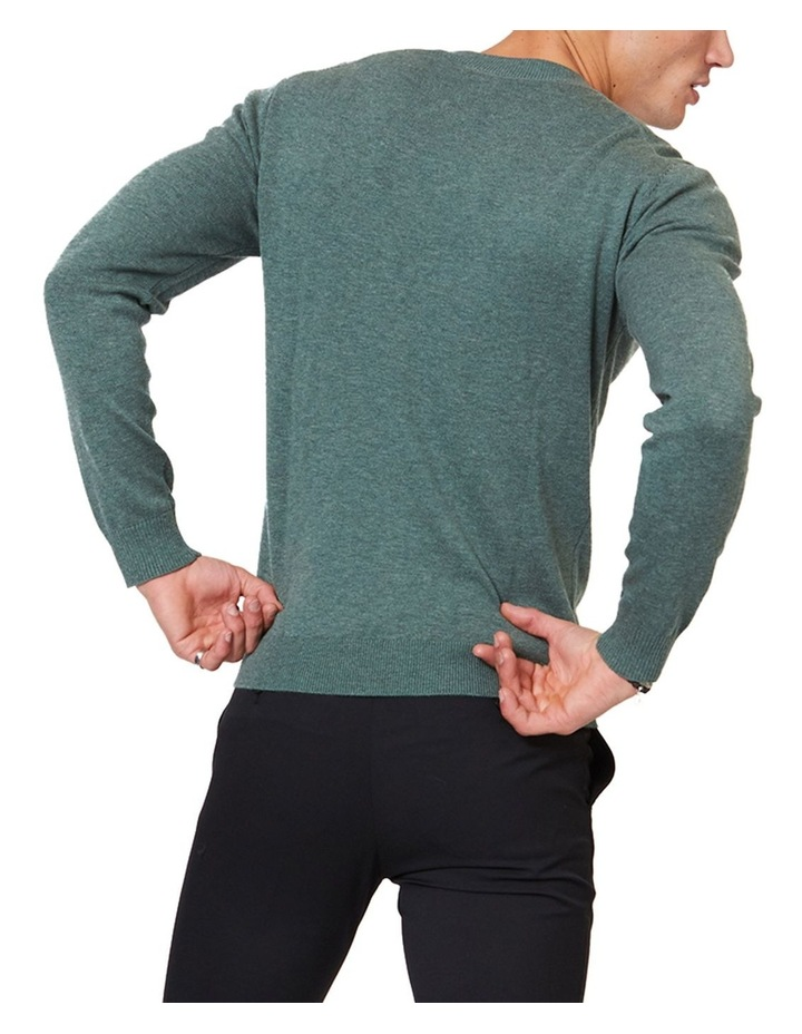 V Neck Knit image 3