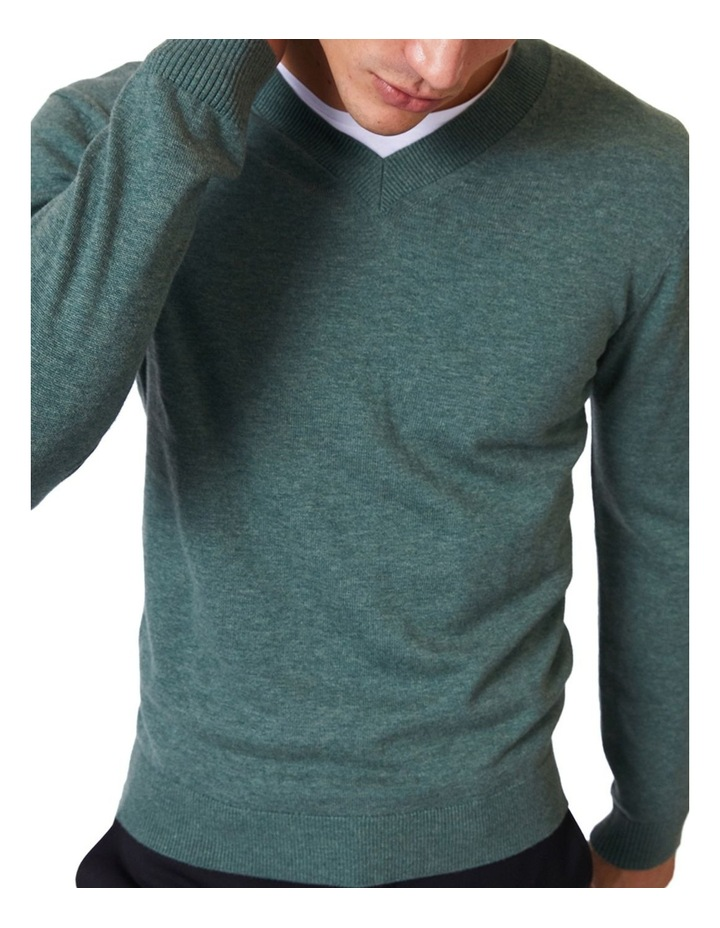V Neck Knit image 4