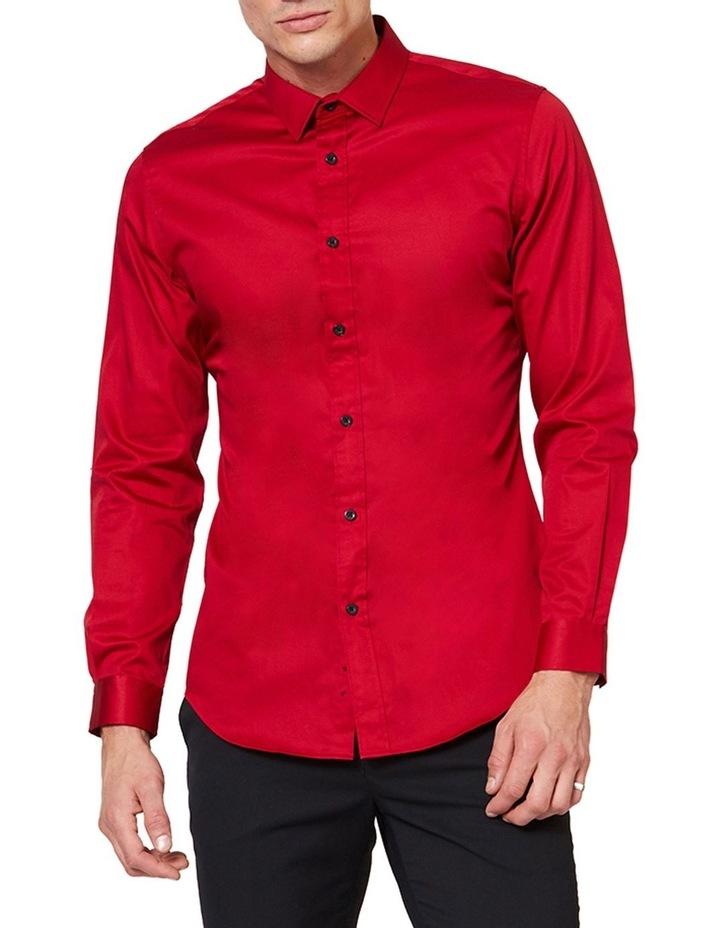 Red Mod LS Shirt image 1