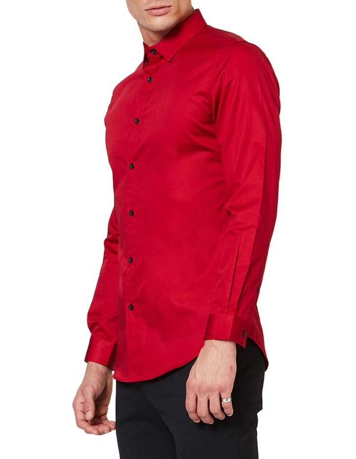 Red Mod LS Shirt image 2