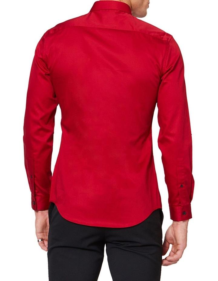 Red Mod LS Shirt image 3