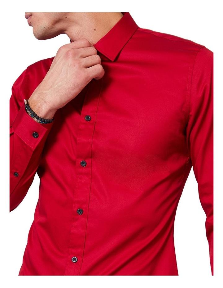 Red Mod LS Shirt image 4
