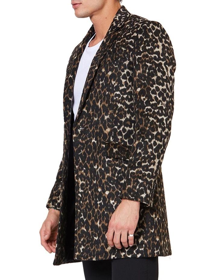 Leopard Top Coat image 2
