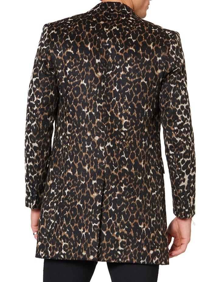 Leopard Top Coat image 3