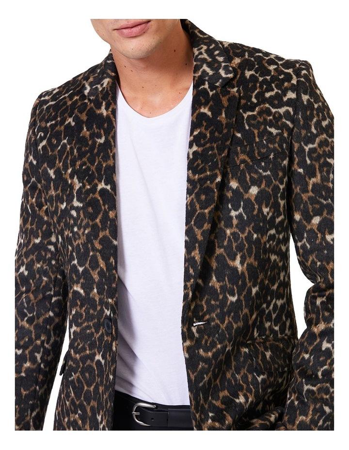 Leopard Top Coat image 4