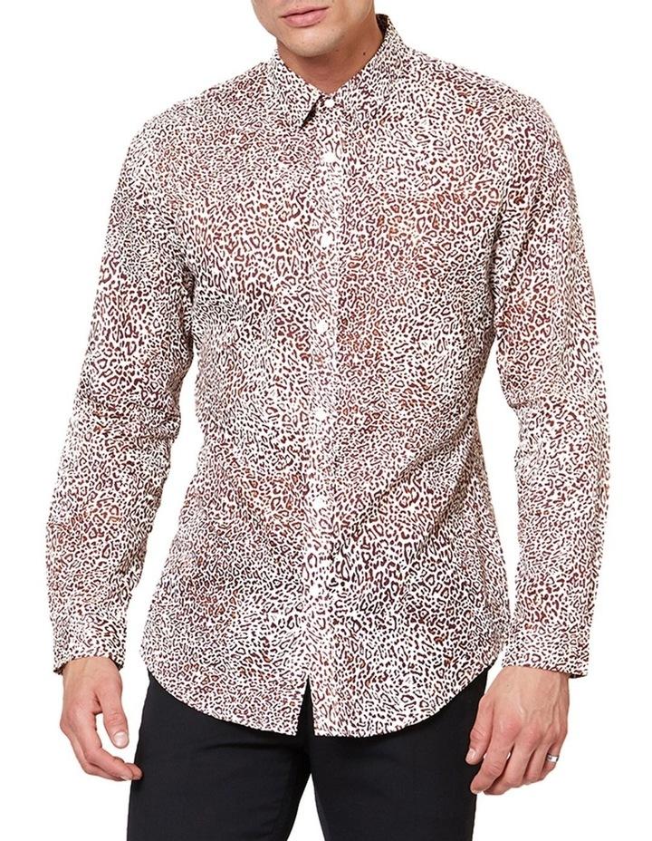 Leopard Mod Ls Shirt image 1