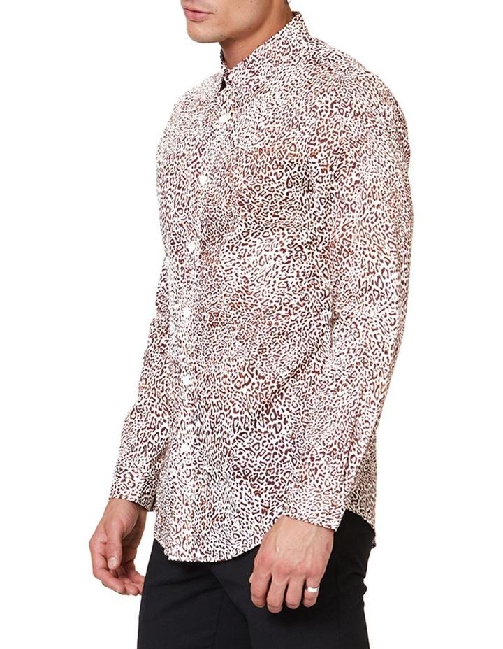 Leopard Mod Ls Shirt image 2