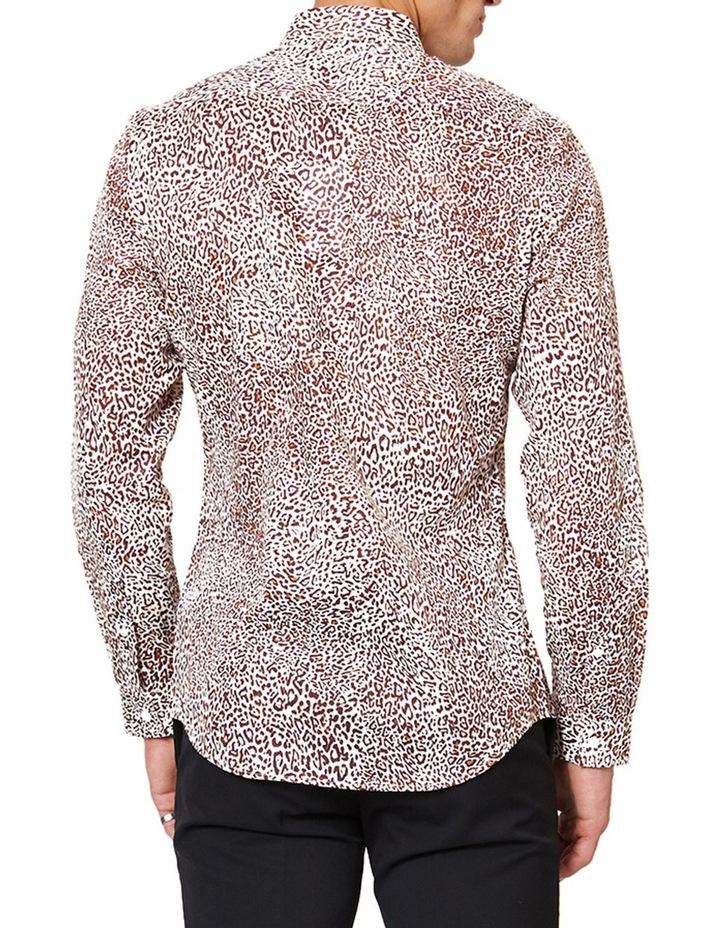 Leopard Mod Ls Shirt image 3