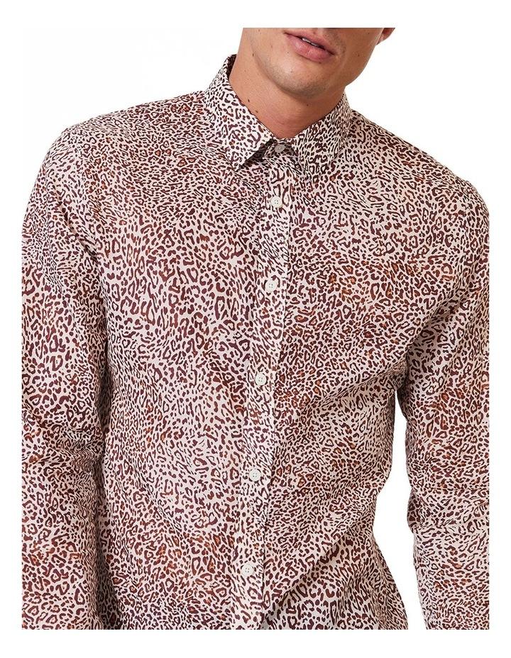 Leopard Mod Ls Shirt image 4