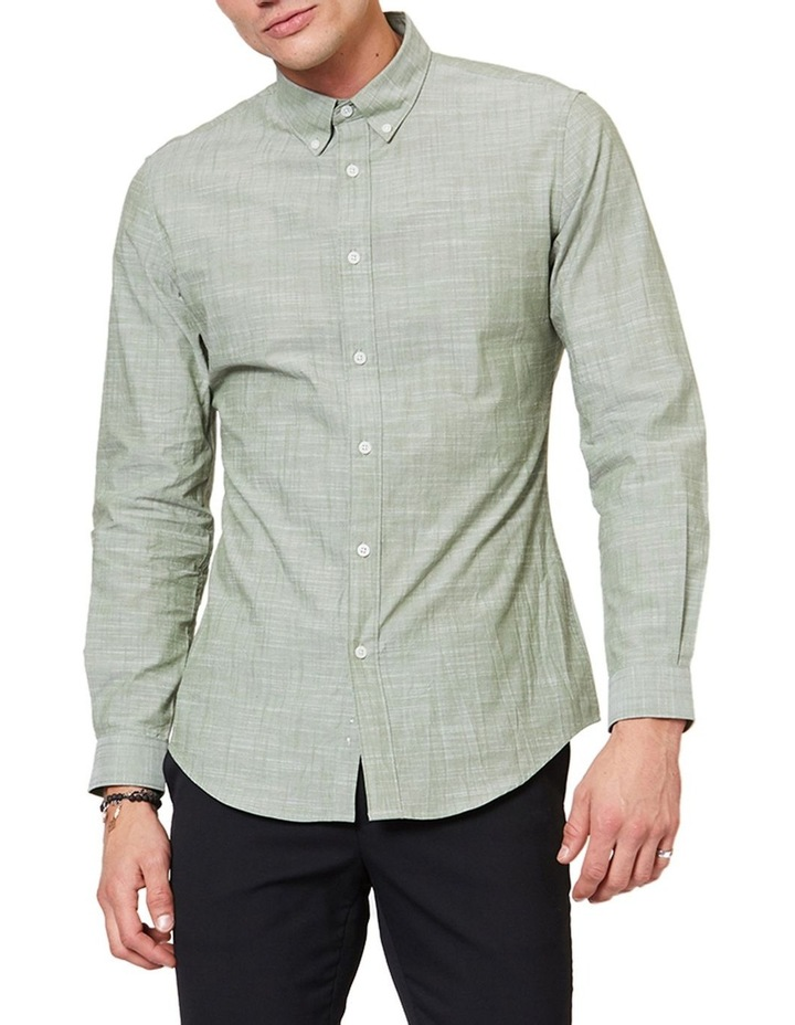 Miles Button Down Long Sleeve Shirt image 1