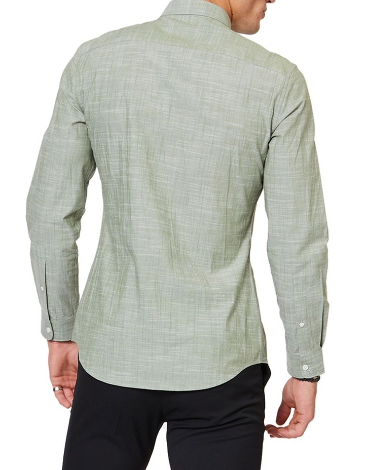 Miles Button Down Long Sleeve Shirt image 3
