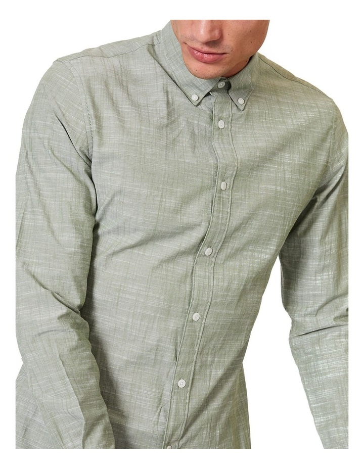 Miles Button Down Long Sleeve Shirt image 4