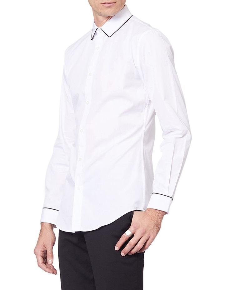 Piping Dinner Long Sleeve Shirt image 2