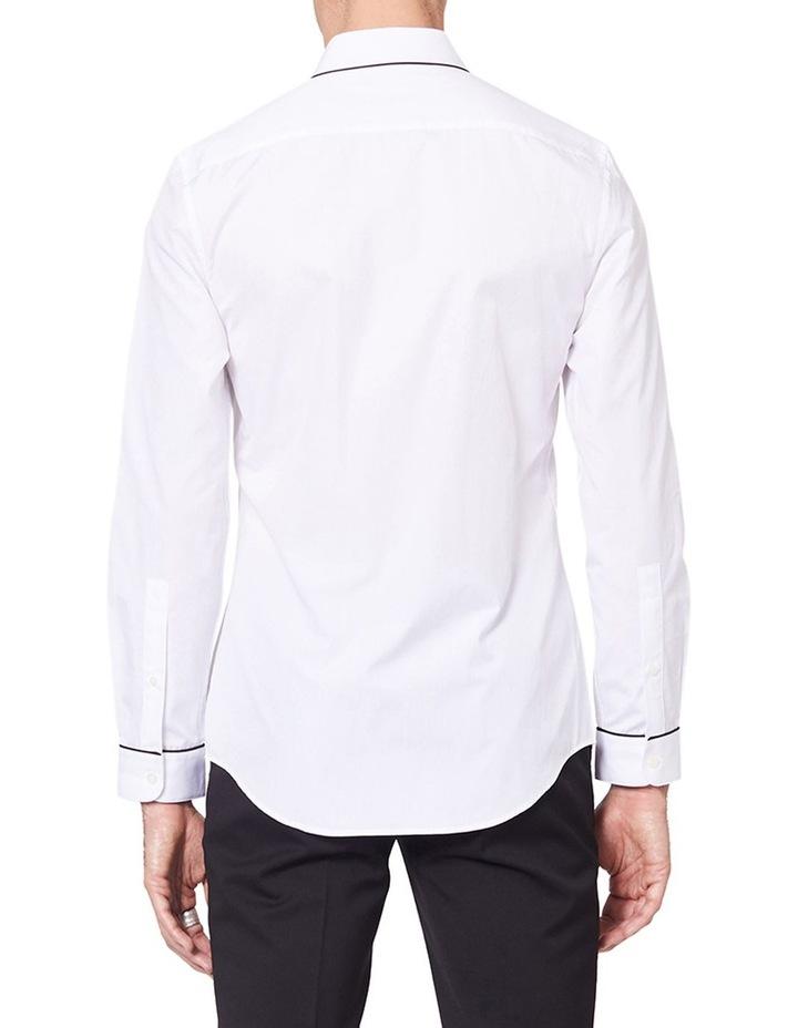 Piping Dinner Long Sleeve Shirt image 3