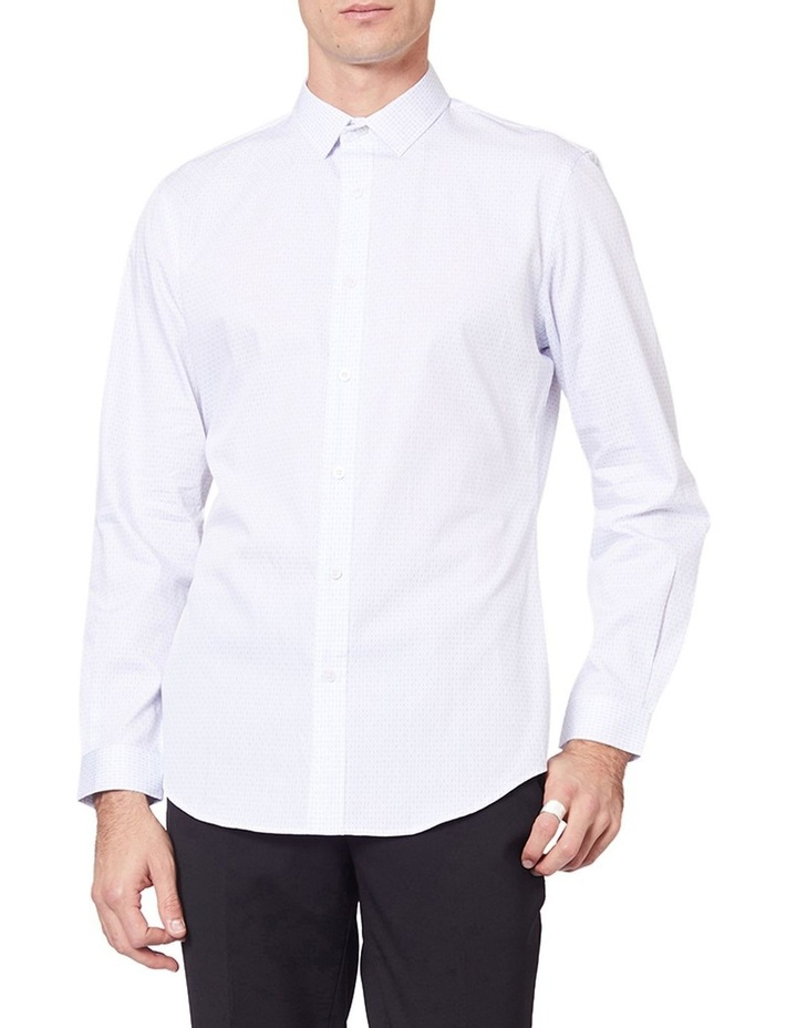 Alperton White Long Sleeve Shirt image 1