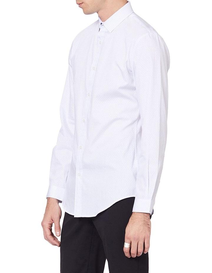Alperton White Long Sleeve Shirt image 2