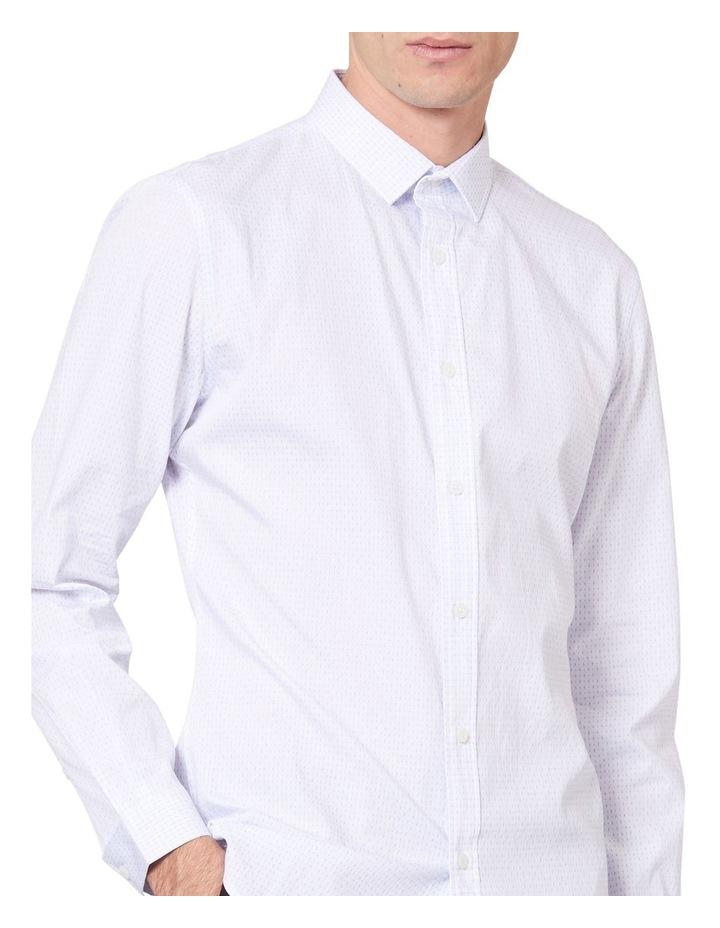 Alperton White Long Sleeve Shirt image 4