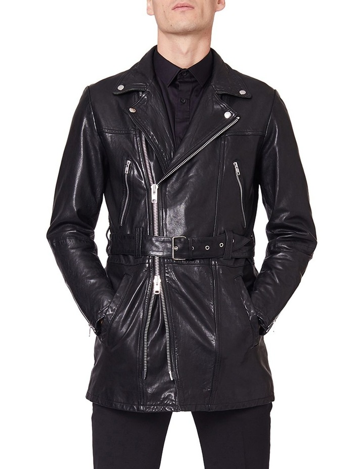 Windsor Leather Coat image 1