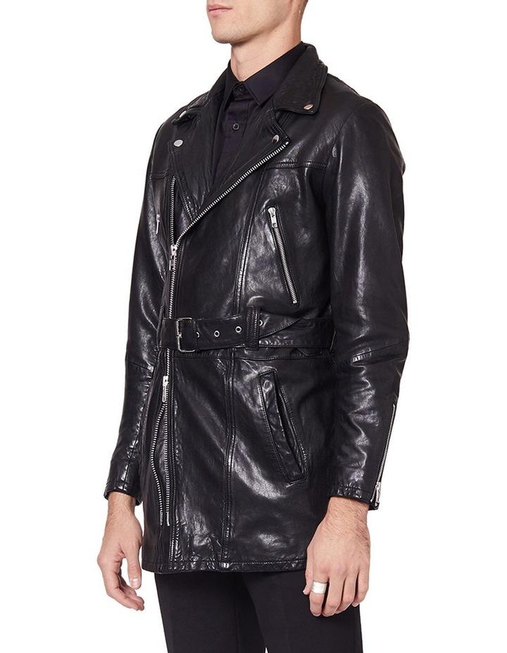 Windsor Leather Coat image 2