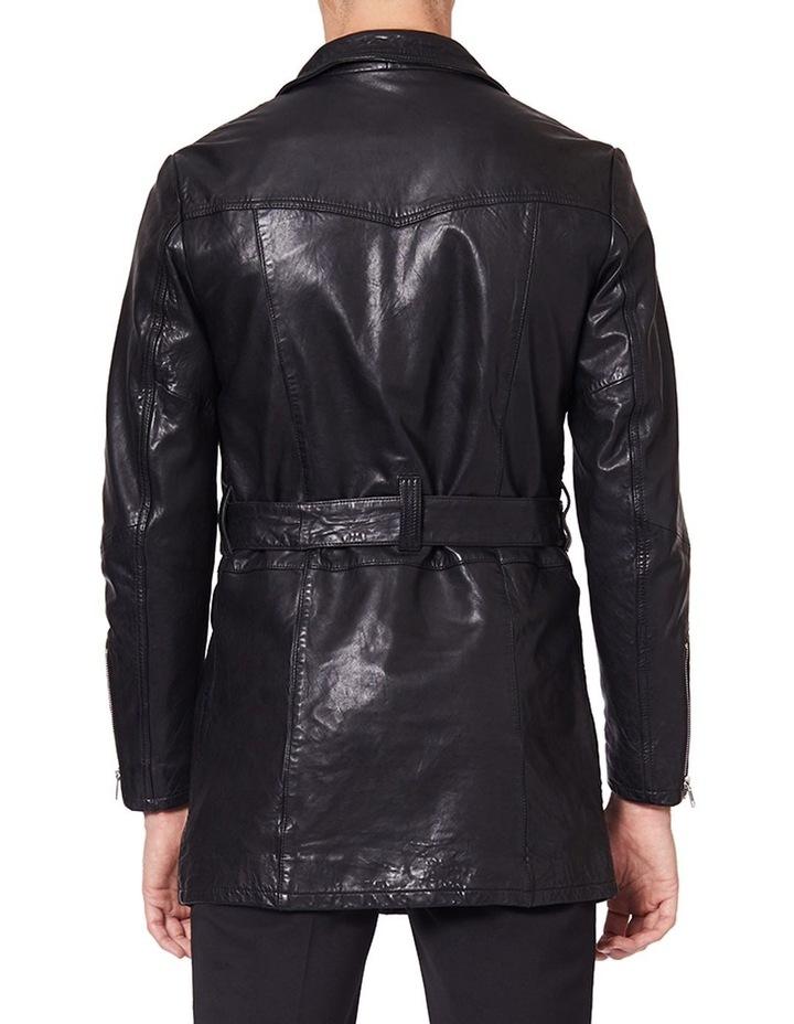 Windsor Leather Coat image 3