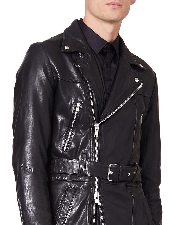 Windsor Leather Coat image 4