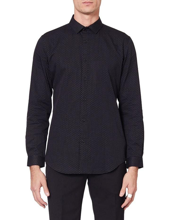 Alperton Black Long Sleeve Shirt image 1