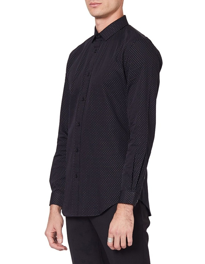 Alperton Black Long Sleeve Shirt image 2