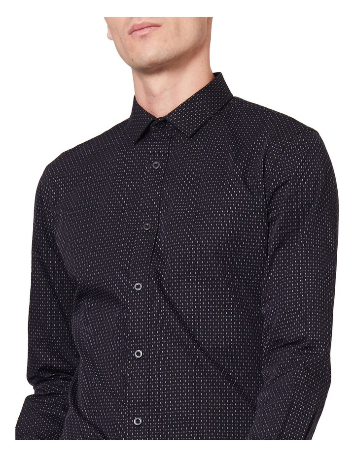 Alperton Black Long Sleeve Shirt image 4