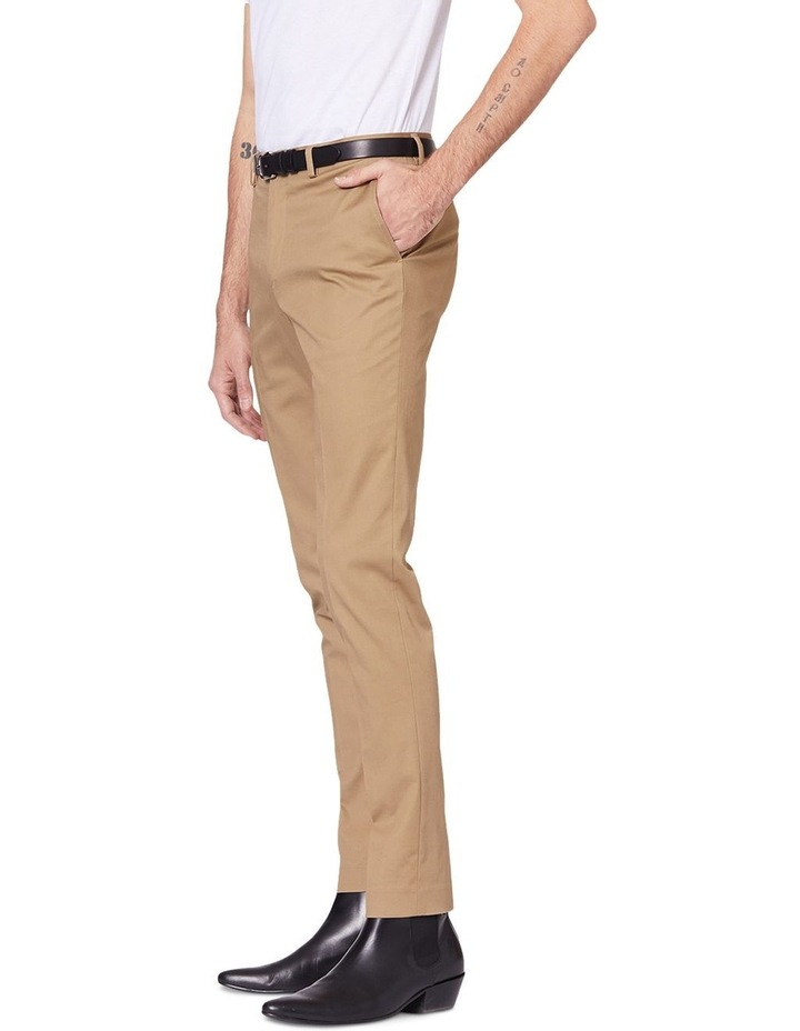 Taupe Dress Chinos image 2