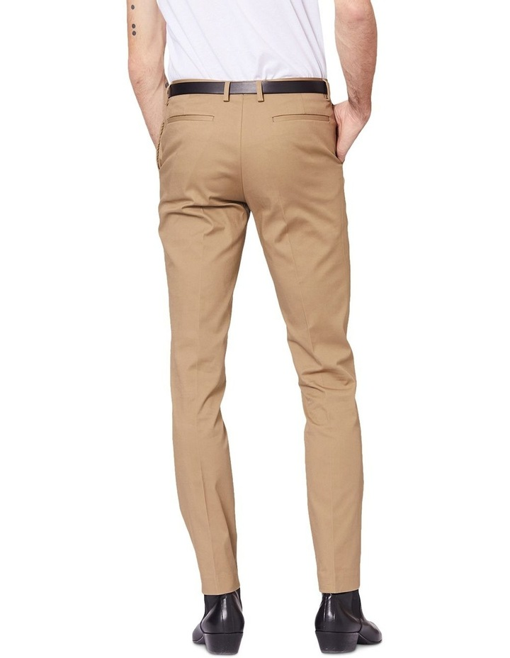Taupe Dress Chinos image 3