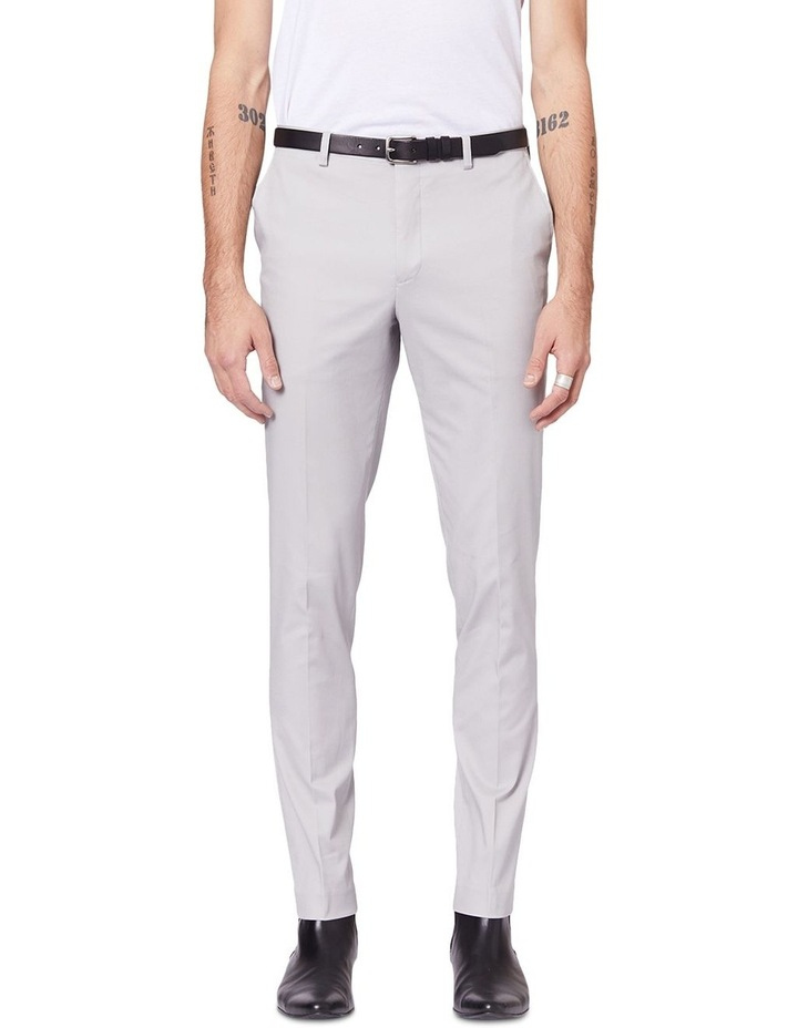 Grey Dress Chinos image 1